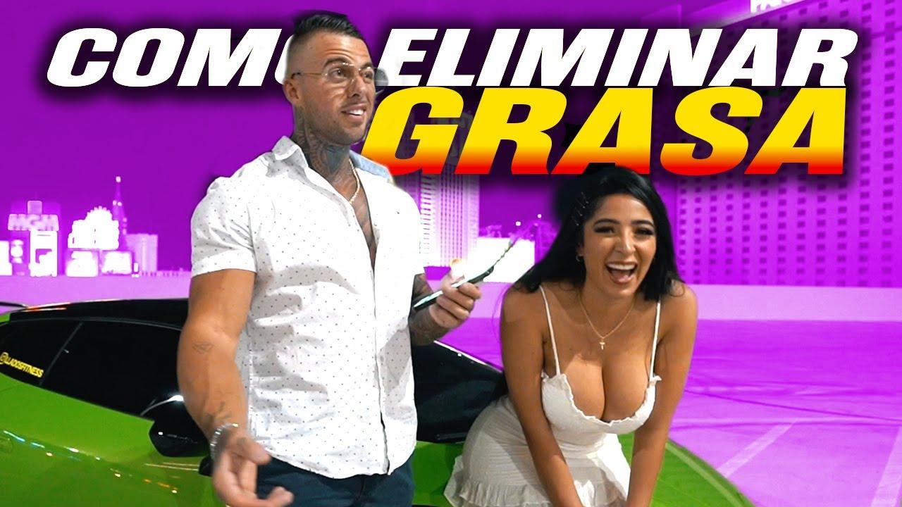 COMO ELIMINAR GRASA \