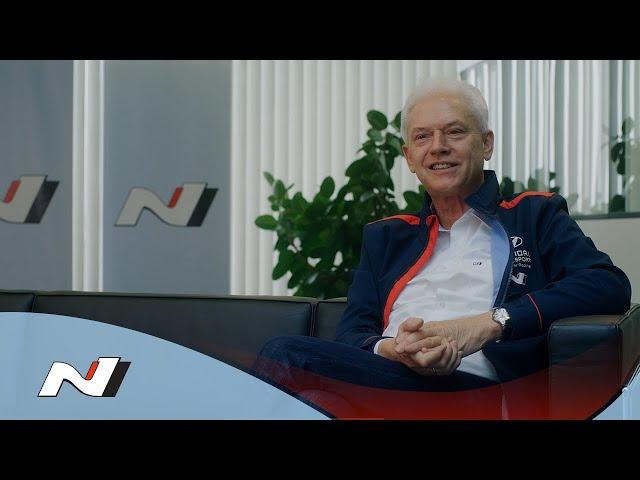 Hyundai N | Expert talk with Albert Biermann (Part 1)