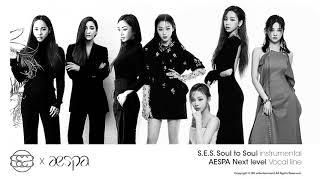 [유영진] 에스파 AESPA Next Level + 에스이에스 S.E.S. Soul to Soul Mashu…