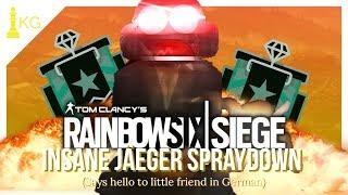 Insane Jager Spraydown | Villa Full Game