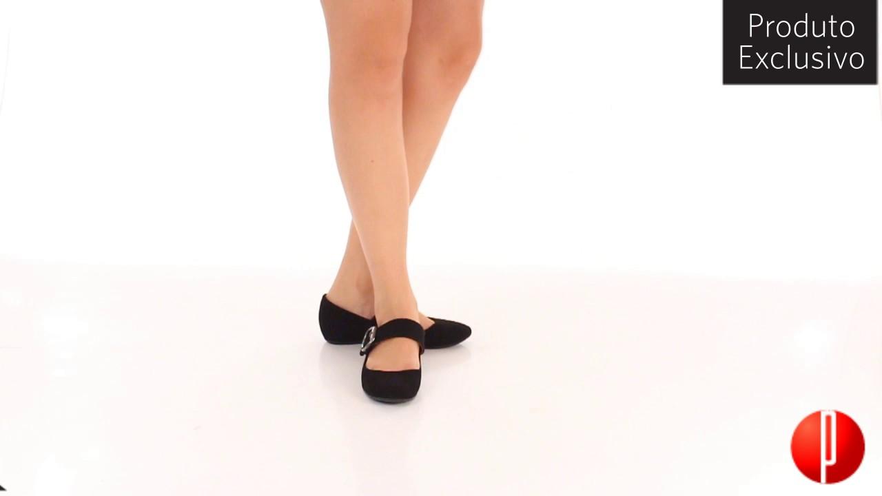 c7e7e21c9f Sapato Boneca Anabela Feminino Pensatto - 6060392012 - YouTube