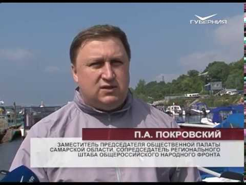 видео: Волга без сетей: кто в Самаре занимается спасением речной фауны?