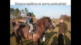 Jeździecki Hubertus na Majdanie