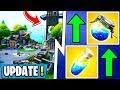 *NEW* Fortnite Update! | Shield Changes, Default Skin Update, Shotgun Buff!
