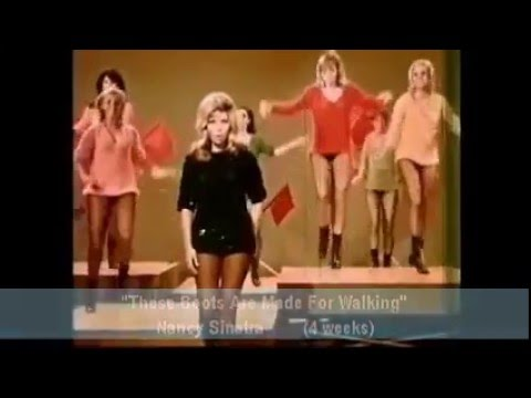 Number one hits: 1966