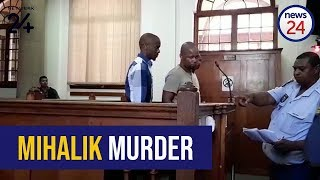WATCH: Three accused of murdering Mihalik appear in court
