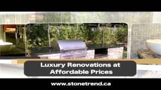 Stone Trend Toronto -  Bathroom And Kitchen Remodeling, Granite Countertops, Tile Installation