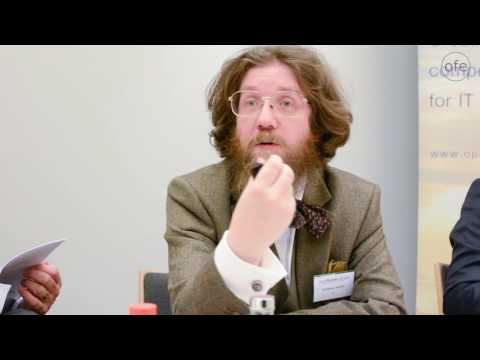 Matthew J. Dovey - European Cloud Initiative Round Table by OpenForum Europe