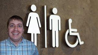 My Five Public Restroom Horror Stories