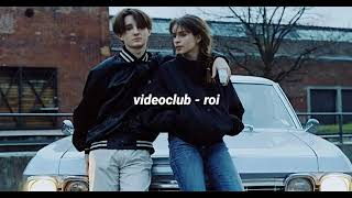 VIDEOCLUB - Roi - Legendado PT/FR (Letra/Paroles)