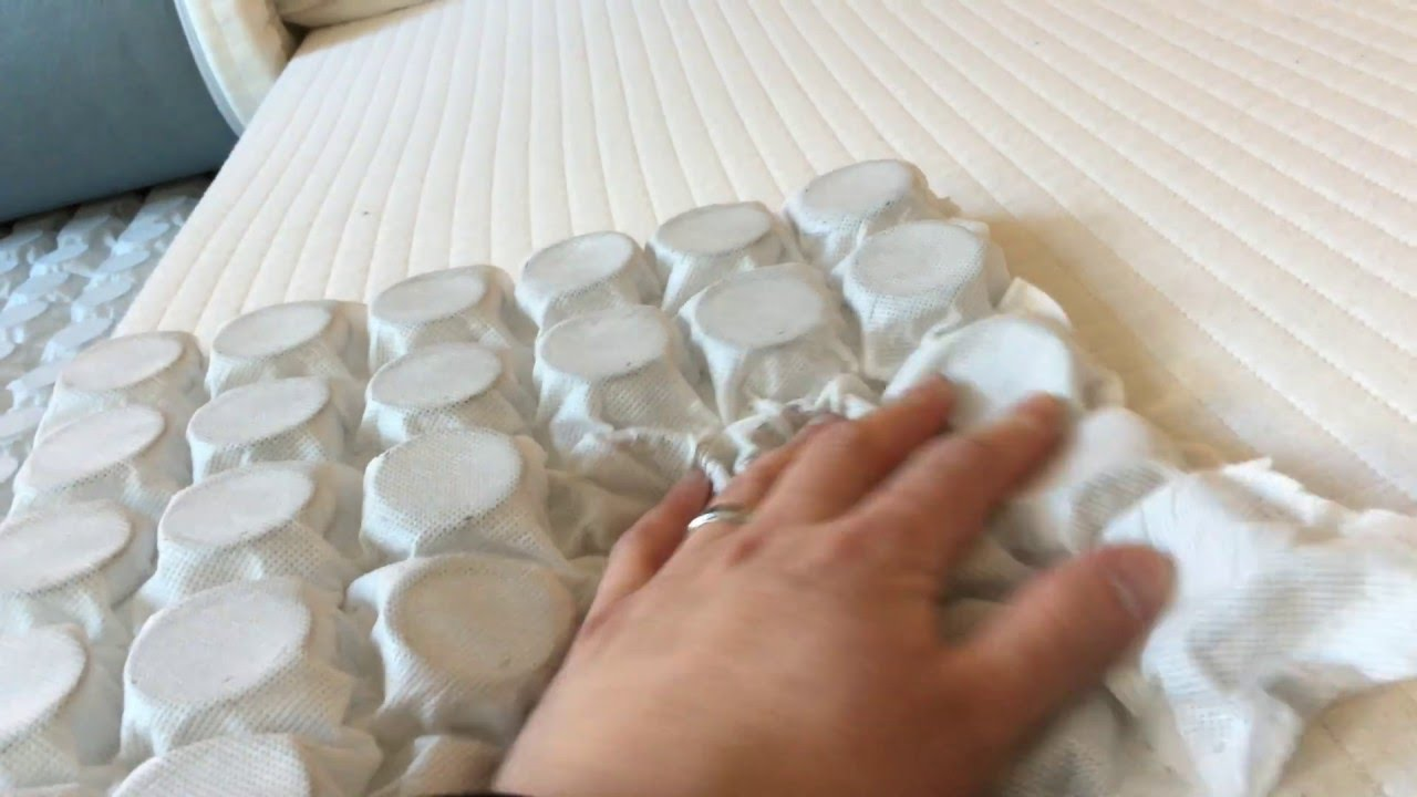 helix mattress micro coils youtube