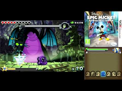 Disney Epic Mickey: Power of Illusion playthrough [Part 8]