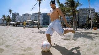 """GoPro: Brasil Futebol – For the Love """"Raízes"""""""