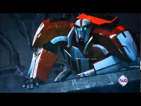 transformers prime bumblebee dies youtube