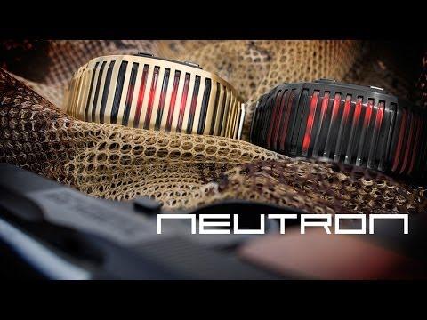 Tokyoflash Neutron, l'orologio con il sensore di movimento - Wired