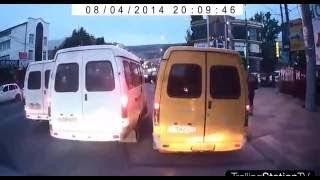 Women Driving Fail and accidents , parking fails , fail girl Accident compilaton p:1