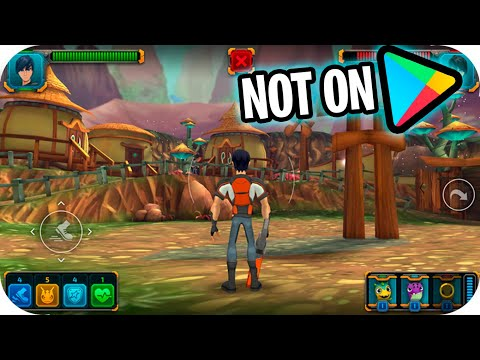10 BEST ANDROID GAMES NOT AVIABLE ON GOOGLE PLAY STORE #11