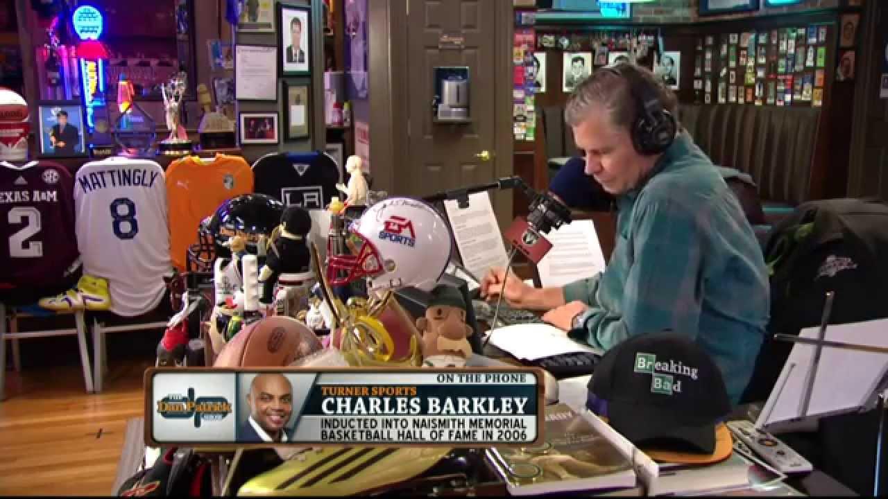 Charles Barkley on the Dan Patrick Show (Full Interview) 06/16/2014 -  YouTube