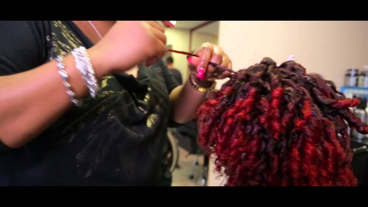 B The Best Coiffeur Visagiste Afro Caribeen Youtube