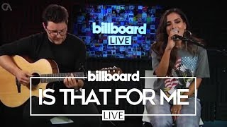 Baixar Anitta - Is That For Me | Billboard Live