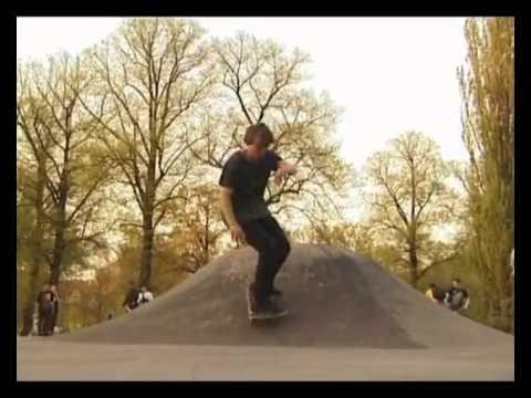 Remy Taveira- Gamble Skateboard - Ich bin Gamblers Tour