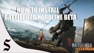 Video How To Download Battlefield Hardline Closed Beta ?? download MP3, 3GP, MP4, WEBM, AVI, FLV Agustus 2018