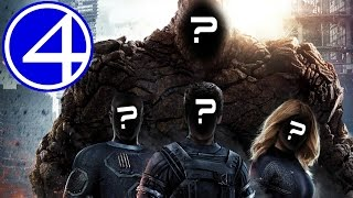 Who Should Play the Fantastic Four in the MCU?