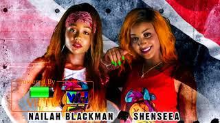 Nailah Blackman ft Shenseea - Badishh (August 2017)