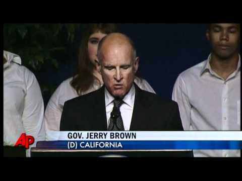 Jerry Brown New 'Old' Governor of California