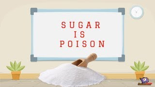 Interesting facts of sugar, see how it effects on your health