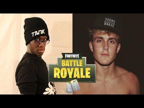 JAKE PAUL IS NEXT (Fortnite: Battle Royale)