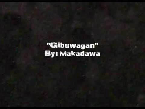 (Bisrock acoustic @ wild fm 06_17) Gibuwagan by Makadawa
