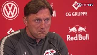 RB Leipzig: PK vor dem Auswärtsspiel gegen SC Freiburg