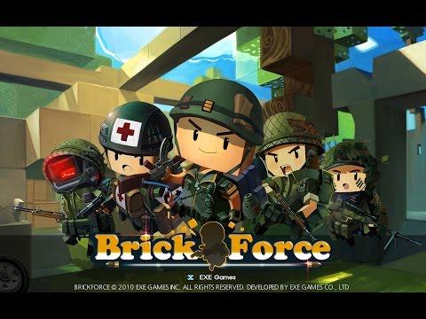 Brick Force - ReinaldoDBZ VS RACTOR 666