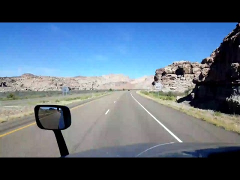 BigRigTravels LIVE! Grand Junction,  Colorado to...  Interstate 70