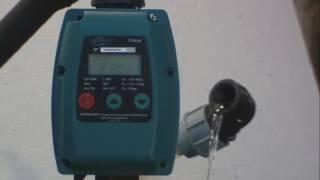 Работа и настройка контроллера давления 779546