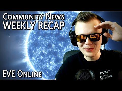 EVE line: Community News Weekly Recap