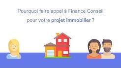 Pourquoi faire appel à un courtier en prêt immobilier Finance Conseil pour son achat immobilier ?