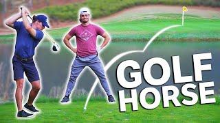Extreme Golf Horse Challenge | GM GOLF