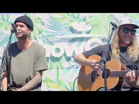 Dirty Heads FULL Secret Acoustic Live Show @ ShowGrow Long Beach (Jared Watson + Duddy B)