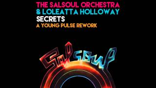 The Salsoul Orchestra ft. Loleatta Holloway - Seconds (A Young Pulse Rework)