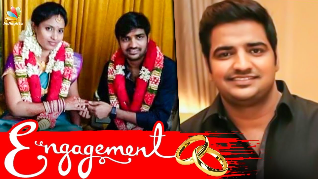 Comedy Actor Sathish engaged | Tamil Celebrity Marriages | Hot Tamil Cinema News