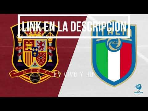 EUROCOPA ITALIA VS ESPAÑA HD EN VIVO