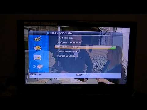 Free TV Combo - Save Channel List Software To USB Drive