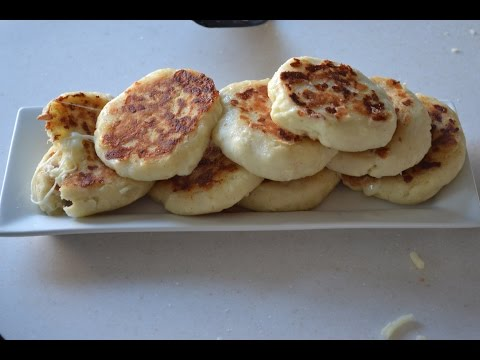 Colombian Arepas De Queso Recipe