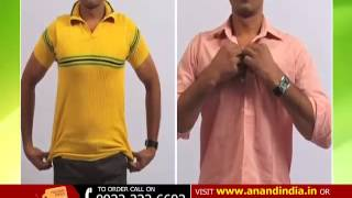 Slim N Lift Men Body Shaper | Men's Slimming Vest | Get In Shape For Men - anandindia.in