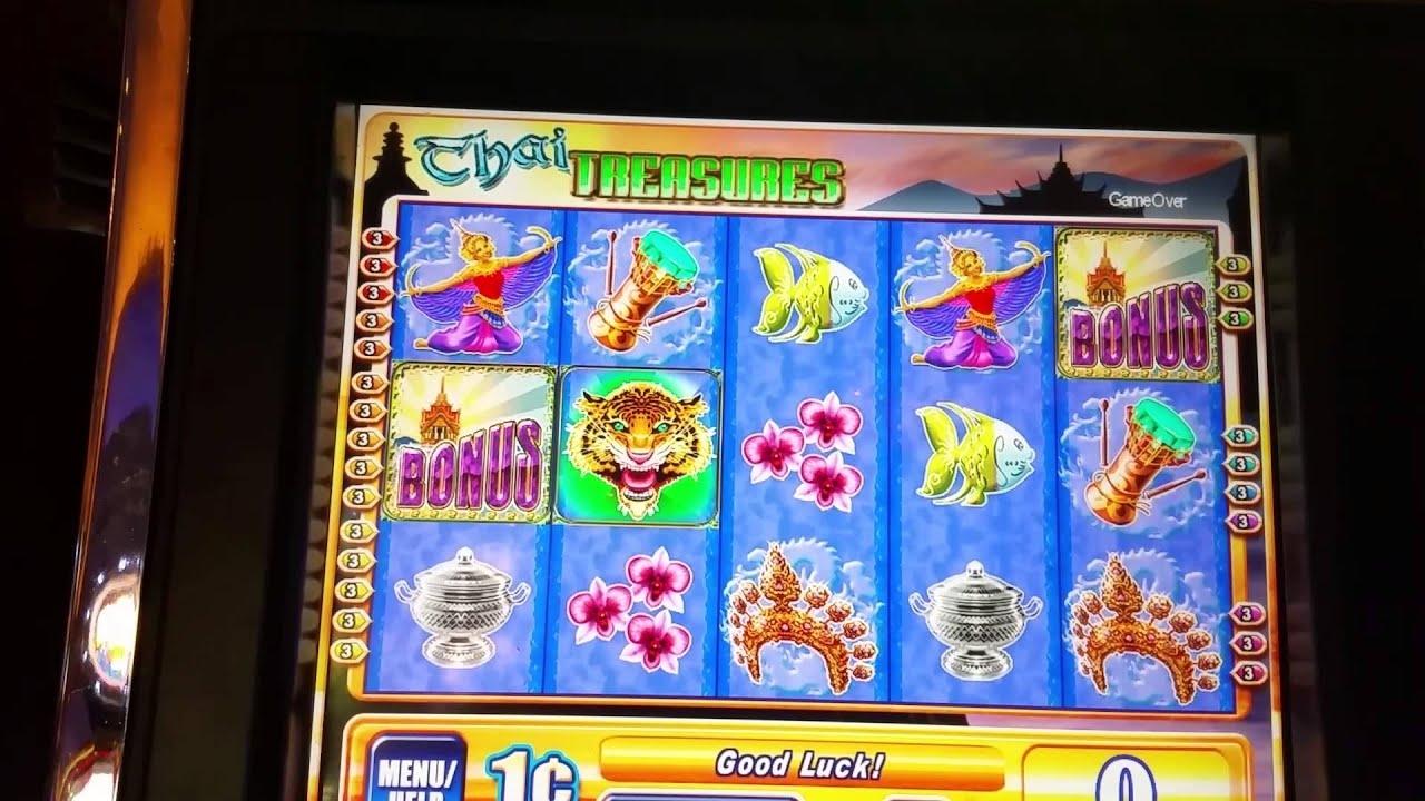 Thai treasure slot machine game poker jobs florida