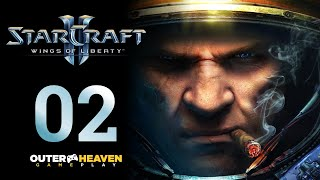 Starcraft Ii Wings Of Liberty - Parte 02 - Blizzard