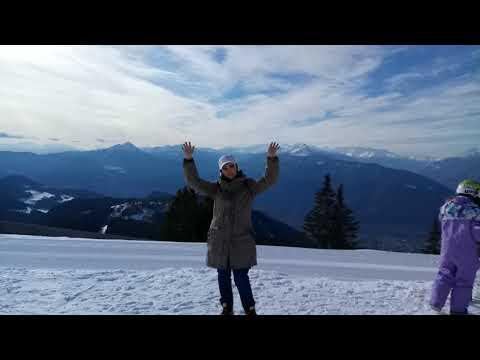 Италия зимой бюджетно.Неделя в Итальянских Альпах за 20 тысяч рублей. Обалденное путешествие
