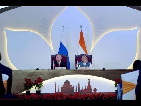 India And Russia Are Getting Together To Counterbalance China